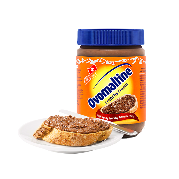 more photos adc32 51a14 Ovomaltine Crunchy Cream